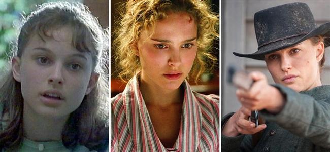 Natalie Portman (14-24-34)  Heat / V for Vendetta / Jane Got a Gun