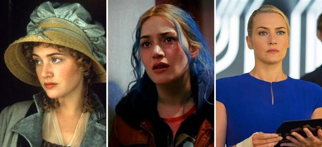 Kate Winslet (20-30-40)