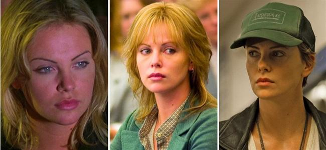 Charlize Theron (20-30-40)  Children of the Corn III: Urban Harvest / North Country / Dark Places