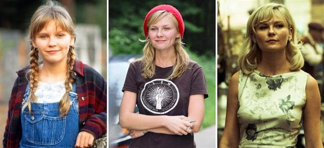 Kirsten Dunst (13-23-33