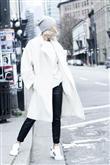 Bu Kışın Renkleriyle Palto Kombinleri - 16