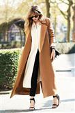 Bu Kışın Renkleriyle Palto Kombinleri - 20