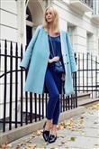 Bu Kışın Renkleriyle Palto Kombinleri - 2