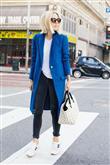 Bu Kışın Renkleriyle Palto Kombinleri - 3