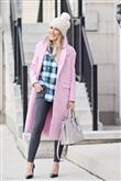 Bu Kışın Renkleriyle Palto Kombinleri - 13