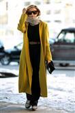Bu Kışın Renkleriyle Palto Kombinleri - 7