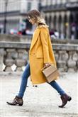 Bu Kışın Renkleriyle Palto Kombinleri - 6
