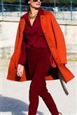 Bu Kışın Renkleriyle Palto Kombinleri - 15