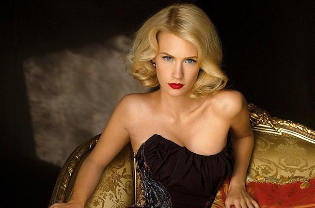 January Jones - Mad Men