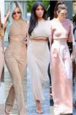Kardashian Ailesi'nin 16 Moda Trendi - 15