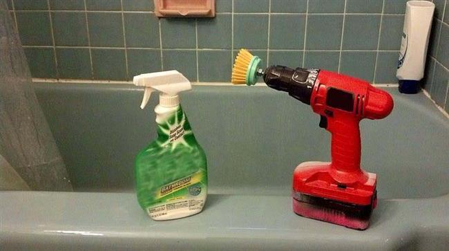 Fayans aralarını temizlemek için en iyi yol!