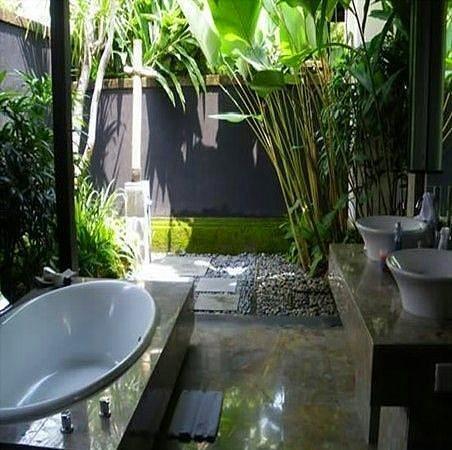 Ev İçi Bahçe Dekorasyon Örnekleri - 20