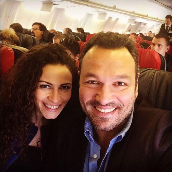 Ali Sunal  Antalya'ya #KemalSunal Sergisi'ni açmaya @gullsunal 'ın yanına gidiyoruz :) #altınportakalfilmfestivali bekle biz geliyoruz