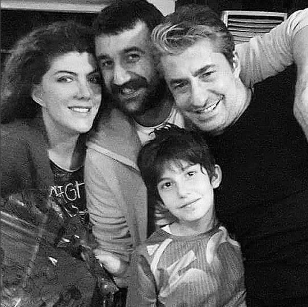 Erkan Petekkaya  Aile dostumuz @neocu Necip seni seviyoruz