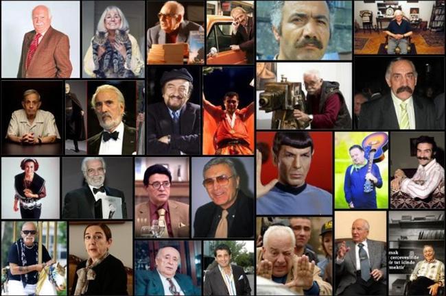 Türkiye ve dünya 2015 yılında spor, siyaset, bilim ve müzik ve dünyasından birçok ünlü ismin ardı ardına gelen ölüm haberleriyle sarsıldı. İşte o isimler....