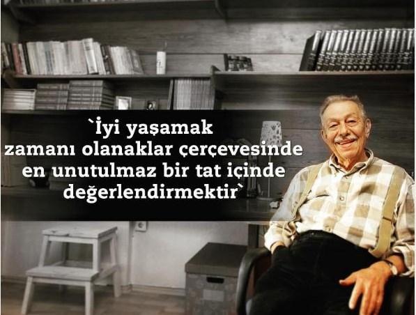 Gazeteci ve yazar Çetin Altan