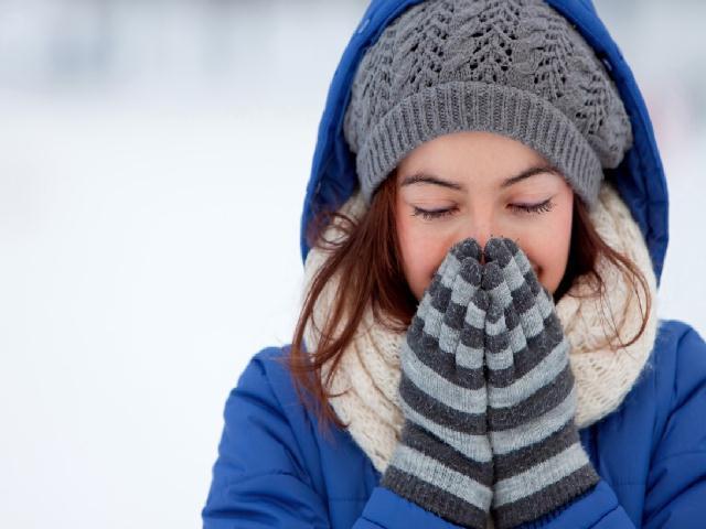 Karda, soğukta şık olacağım derken üşütmezsiniz.