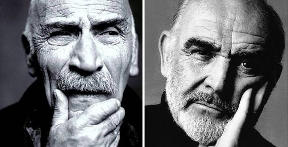 Ramiz Dayı (Tuncel Kurtiz) - Sean Connery