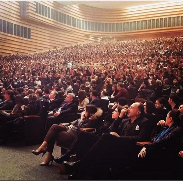 Ali Sunal  Sağolun varolun Ankara :) harikaydı #GüldürGüldürShow