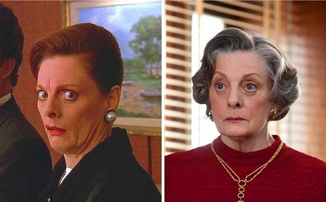 Mrs. Stone karakteriyle tanıdığımız Dana Ivey de haliyle biraz yaşlanmış.