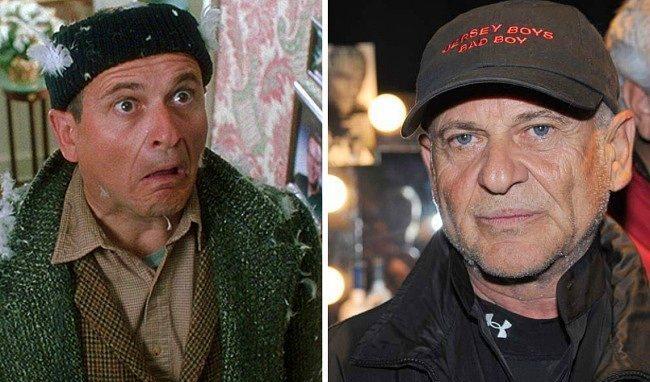 Filmde Harry Lime adlı hırsızı canladıran Joe Pesci ise yıllar geçse de hala bildiğiniz gibi.