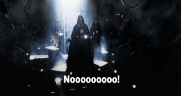 Darth Vader ilk filmde sadece 12 dakika gözüküyor.  Star Wars aleminin en ikonik karakterisin ama ilk filmin ancak %10'unda gözüküyorsun vay be.