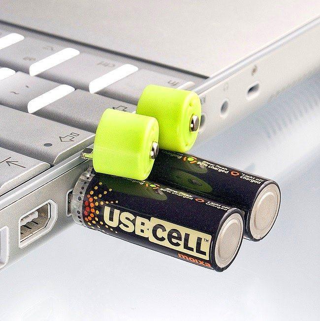 USB'den şarj olabilen piller.  Bunlar zaten var olan şeyler ancak eski ve şarj olmayan pillerin kökünü kazımak için yaygınlaşması gereken bir şey olmalı.   Her tarafımız USB girişi ile doluyken hala pillere para vermek neden?