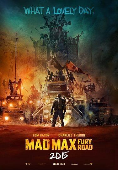 Mad Max: Fury Road  8.2 Puan  386.356 Oy