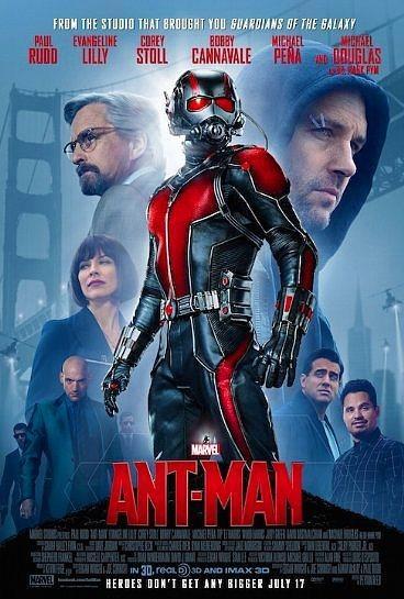 Ant-Man  7.5 Puan  176.324 Oy