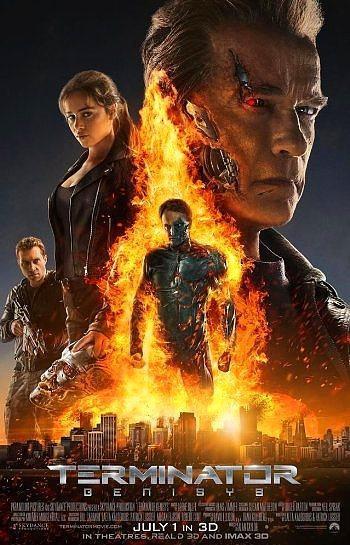 Terminator Genisys  6.7 Puan  145.479 Oy