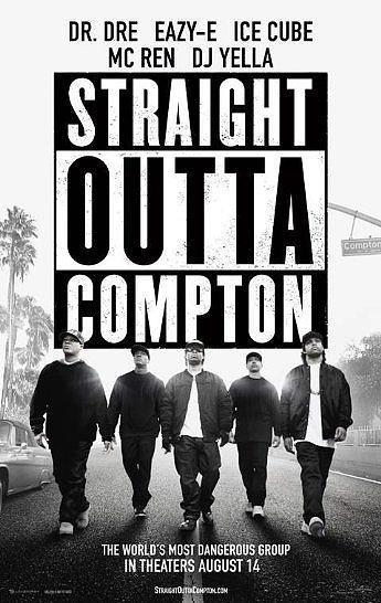 Straight Outta Compton  8,1 Puan  56.324 Oy  (BU FİLM TÜM DÜNYADA 2015'te VİZYONA GİRMİŞ, TÜRKİYE VİZYON TARİHİ 2018)