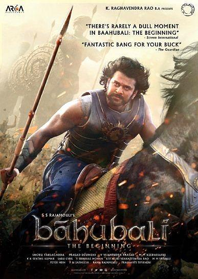 Bahubali: The Beginning  8,7 Oy  54.744 Puan