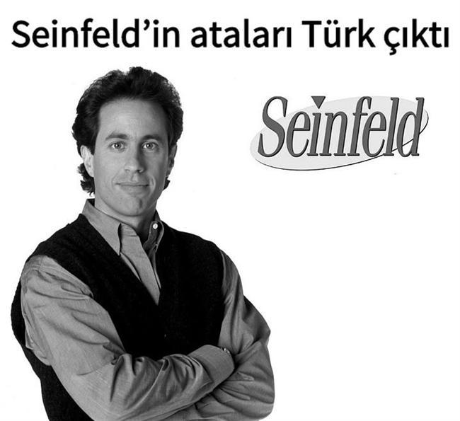 Milyonları güldüren Türk  Adı Selim Hüsnü olan büyükbabası tarafından Türk olan Jerry Seinfeld uzun süre en çok kazanan oyuncu olmuştu.