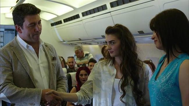 Güneşin Kızları  Dizinin ilk bölümleri İzmir'de çekildi. İzmir'de yapılan çekimler için seçilen mekânlar ise Konak ve Alsancak civarları.
