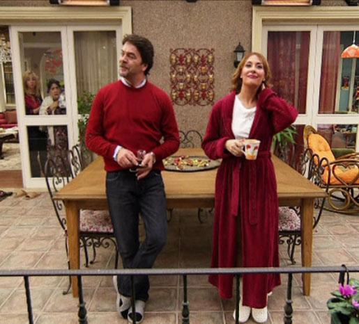 Yalan Dünya  Bu dizi için de özel plato kuruldu. Onun platosu Alibeyköy'de.