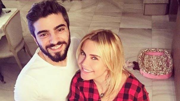 ECE ERKEN - SERKAN UÇAR  Ece Erken, oğlunun babası Serkan Uçar'dan sancılı bir dönemin ardından boşandı.
