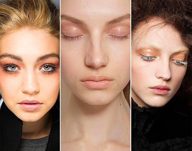 Gölge Gözler  Herve Leger'in bir konsept olarak kullandığı küçük dokunuşlarla ortaya çıkan yeni bir trend gölge gözler.  Yüzle ahenk içinde muhteşem bir görüntü sunuyor.