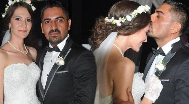 BÜLENT POLAT - DUYGU ŞENOĞLU  'Avrupa Yakası' dizisindeki Şesu karakteriyle tanınan Bülent Polat öğretmen sevgilisi Duygu Şenoğlu ile nikah masasına oturdu.