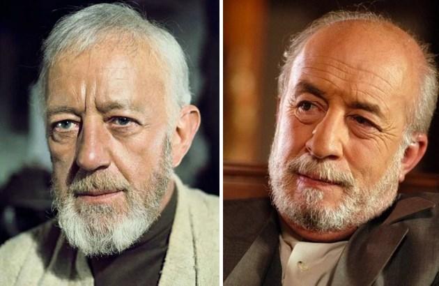 Obi-Wan Kenobi / Emin Olcay  Baba adam ne de olsa.