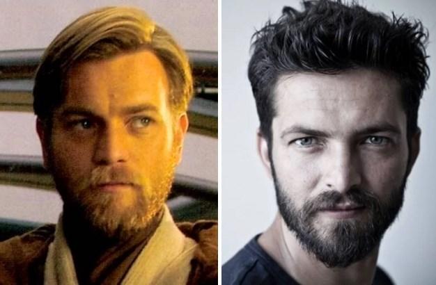 Obi-Wan Kenobi / İlker Kızmaz  İyi bir Jedi gibi.