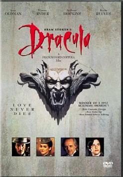 Dracula (1992)  Genç bir avukat olan Jonathan Harker, görevi gereği Doğu Avrupa'da küçük gizemli bir kasabaya gelir. Burada ölümsüz vampir Drakula tarafından kaçırılan Harker, onunla birlikte Londra'ya gitmek zorunda kalır. Drakula, Harker'ın nişanlısı Mina'nın fotoğrafını görerek etkilenmiş ve genç kızı ele geçirmek istemektedir. Önce Mina'nın yakın arkadaşı Lucy'i ele geçiren Drakula'ya karşı Lucy ve arkadaşları direnmeye çalışacaklardır.  Bram Stoker'ın romanından ünlü yönetmen Francis Ford Coppola tarafından uyarlanan Drakula, vampir filmleri arasında en unutulmaz klasiklerden biri olarak yer edinmiştir. Drakula'yı oynayan Gary Oldman ve Van Helsing rolündeki Anthony Hopkins gibi dev isimleri kadrosunda barındıran yapım, 1993'de makyaj, kostüm ve ses efektleriyle Oscar almıştı.
