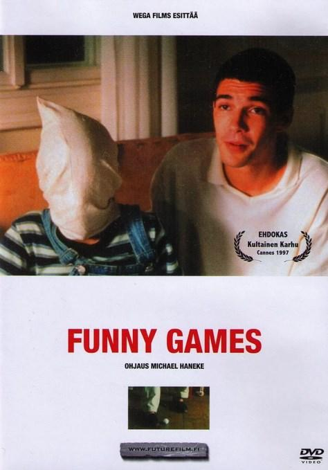 77. Funny Games / Ölümcül Oyunlar (1997)  Anne, Georg ve küçük oğulları Georgie, gözlerden ırak bir göl evine tatil amacıyla gelmişlerdir. Şehir hayatının yorgunluğunu bu tatil sayesinde üstlerinden atmayı hedefleyen aile korkunç bir saldırıyla yüzleşmek üzerdir. Evlerine musallat olan ve nereden geldikleri belli olmayan iki genç, sorunlarından uzaklaşmaya çalışan bu ailenin başına çok daha büyük dertler açacaklardır. Şiddet dolu bir tatil başlamak üzeredir. Kaçış şansı yoktur. Michael Haneke'nin burjuvazi eleştirisine ve olağan şiddete bambaşka ve rahatsız edici bir bakış açısı kazandırdığı filminin başrollerinde Susanne Lothar, Ulrich Mühe ve Arno Frisch var.