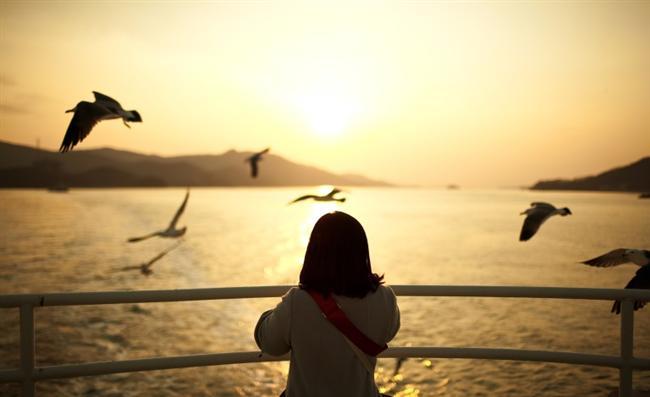 Nemrut'ta gün batımı izlemek.