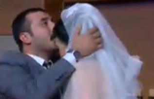 İkili aşklarını kısa sürede nikah masasına taşıdı.