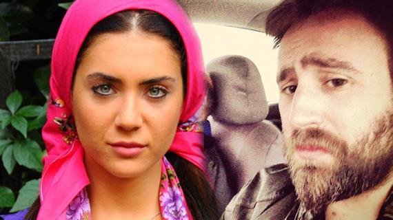 """BU AŞK DA SETTE DOĞMUŞTU  Genç oyuncu Fulya Zenginer'in, aşrolünde oynadığı """"Benim İçin Üzülme"""" dizisinin senaristlerinden Onur Koçal'la aşk yaşadığı ortaya çıktı."""