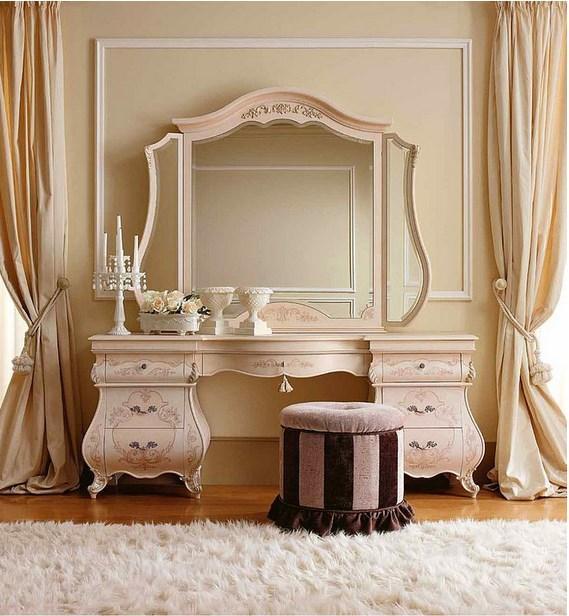 Klasik mobilyalardan hoşlanıyorsanız tam size göre!