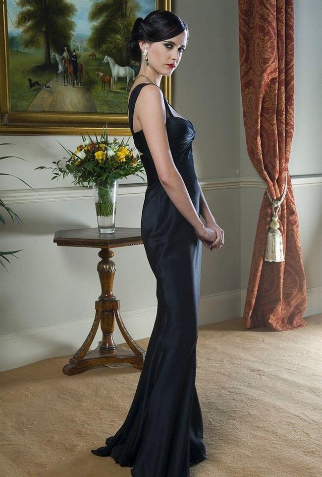 Casino Royale'de Eva Green'in giydiği bu göz alıcı elbise