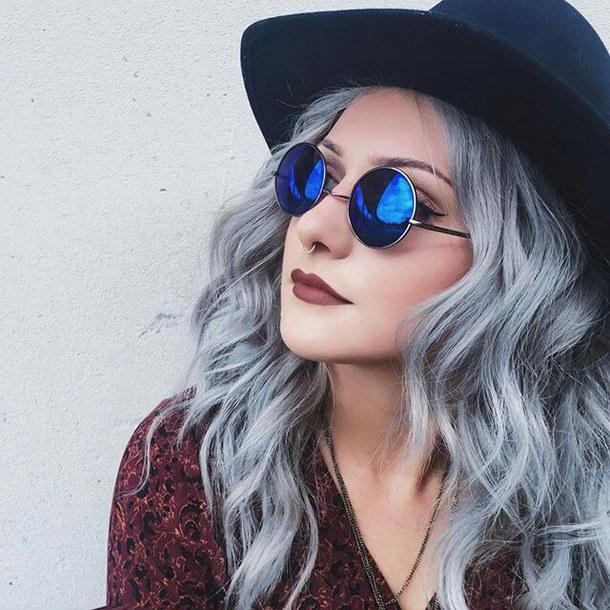 2015 ve 2016 yılının en popüler saç rengi trendi, gri saç rengi. Siz de saçlarınızı gri yapmak istiyorsanız işte sizin için en güzel gri saç modelleri!