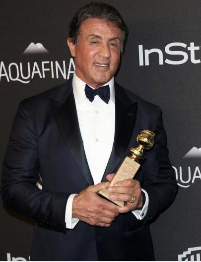 """En İyi Yardımcı Erkek Oyuncu: Sylvester Stallone, """"Creed"""".  En İyi Yardımcı Kadın Oyuncu: Kate Winslet, """"Steve Jobs"""".  En İyi Yönetmen: Alejandro Gonzalez Inarritu, """"The Revenant"""" (Diriliş)."""