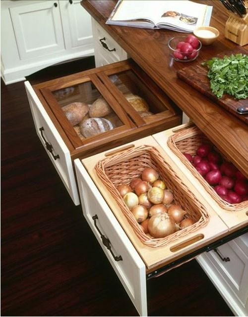Mutfağınız küçük bu yüzden yerden tasarruf etmek mi istiyorsunuz? Ozaman bu haberimiz tam size göre!  İşte mutfağınız için birbirinden şahane ve pratik fikirler...